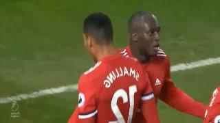 Manchester United vs Newcastle 4 - 1   ALL Goals -  18 November 2017
