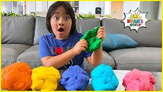 DIY Homemade Playdough and more 1hr fun activities for kids!!!