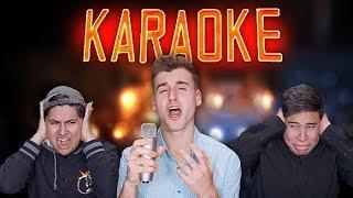 Singing Karaoke On Reaction Time!