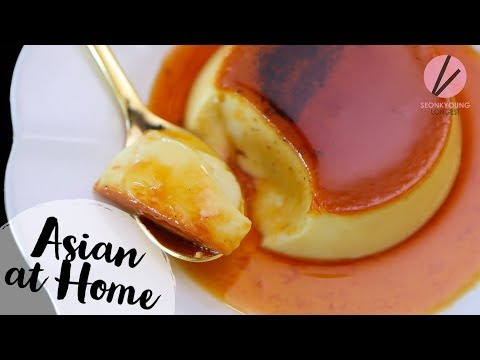 PERFECT Purin (Leche Flan / Creme Caramel)!