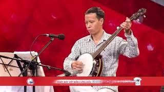 [Vietnam's got talent] Sử dụng hơn 10 loại nhạc cụ - Trần Quốc Đăng