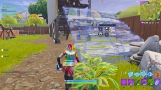 Fortnite!!! back after a while !