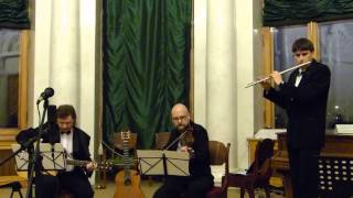Minnus Trelligh - Guillaume Dumanoir etc. Live!&unplugged @Elagin Palace