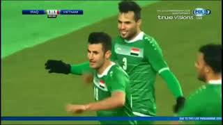 Highlights U23 Việt Nam vs U23 Iraq  Chiến thắng lịch sử