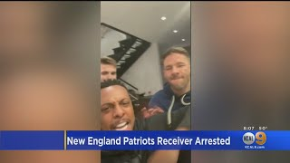 New England Patriots Receiver, Julian Edelman Arrested In Beverly Hills