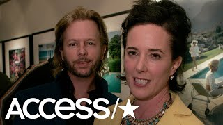 David Spade Remembers Late Sister-In-Law Kate Spade Weeks After Her Shocking Suicide | Access