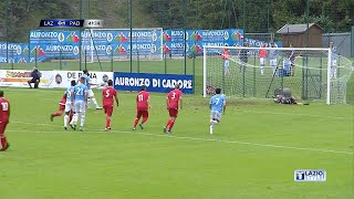 Lazio-Padova 1-1   Highlights