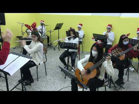 Jingle Bell Rock orchestra