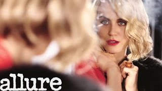 Taylor Schilling Goes to Jail, Draped in Jewels