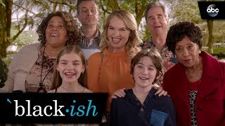 Claiming the Holidays - black-ish