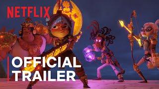 Maya and the Three Netflix Tv Web Series