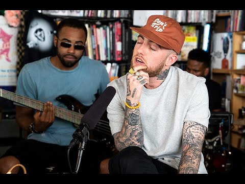Mac Miller: NPR Music Tiny Desk Concert