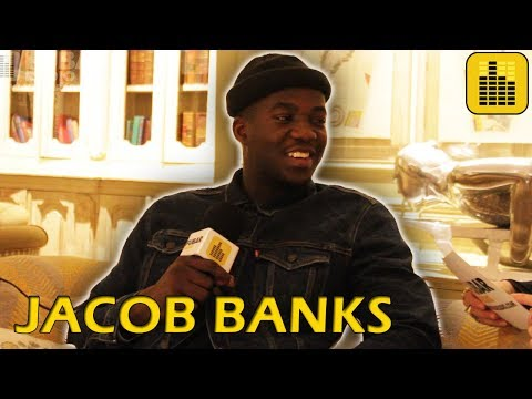 Jacob Banks talks on being grateful and representation in music | Harriet Rose