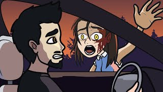I Wish I Didn't Stop Driving (Animated Horror Story)