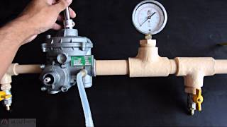 OPSO Gas Pressure Reg - Part 2 Disabling Relief