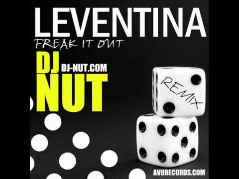 Leventina - Freak It Out (Dj Nut Remix) AV8 Records