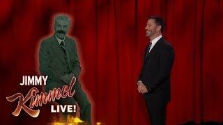 Jimmy Kimmel Talks to Donald Trump's Dad