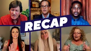 90 Day Fiance RECAP! 'Before the 90 Days' Tell-All Part 2's MUST-SEE Moments