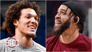 The Nuggets trade for Aaron Gordon and JaVale McGee | SportsCenter