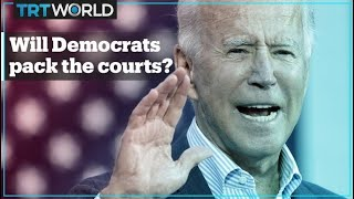 Joe Biden says voters don't deserve to know his stance on court packing