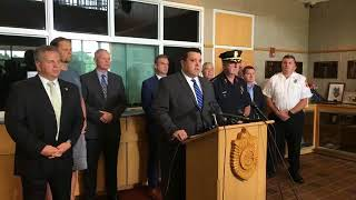 Weymouth police officer shot and killed identified as Michael Chesna