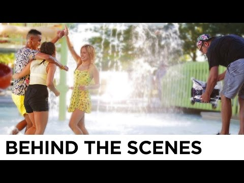 Summer Fun Dance Party - Behind the Scenes