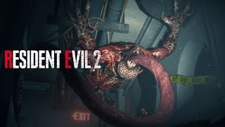 Resident Evil 2 - Licker Battle Játékmenet