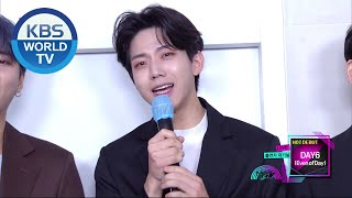 Interview with DAY6(Even of Day) [Music Bank / ENG / 2020.09.04]