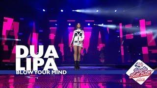 Dua Lipa - 'Blow Your Mind' (Live At Capital's Jingle Bell Ball 2016)