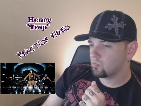 Henry (헨리) - Trap (with Kyuhyun & Taemin) Kpop MV Reaction (뮤직비디오)(리액션) Grissle Edition