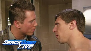See how Daniel Bryan and The Miz became rivals in NXT: SmackDown LIVE: Aug. 14, 2018