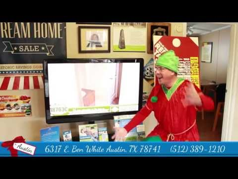 Watch Video of It's Christmas in October and the elves are here!