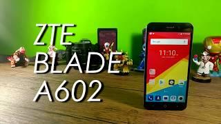 Video ZTE Blade A602 QrxY3CePQ-0