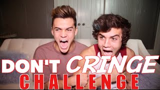Try Not To CRINGE Challenge!! (Our Old Videos) // Dolan Twins
