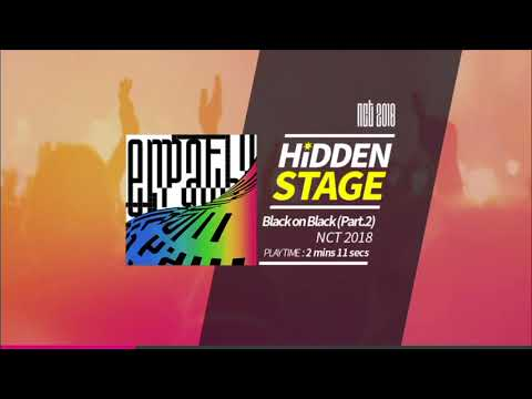 how to get NCT BLACK ON BLACK hidden stage – superstar SM