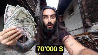 PAGAN 70'000 $ DÓLARES por vivir en este pueblo SUIZO