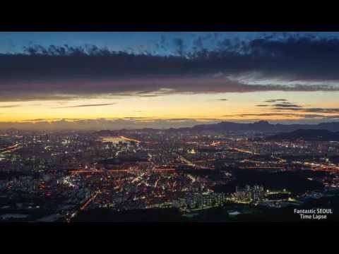 Fantastic SEOUL TimeLapse [서울 타임랩스 4K UHD]