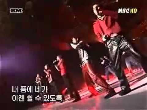 신화 - Perfect Man (2002年, Live)