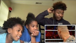 WWE Top 100 OMG Moments Part 1 |REACTION|