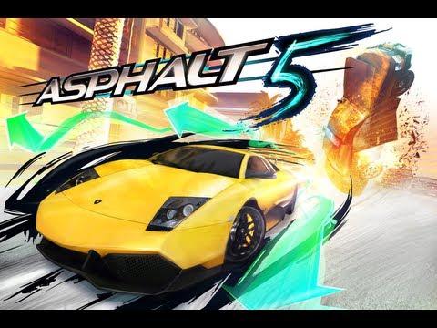 Download asphalt 5 free apk + mod apk + obb data 3. 4. 2 by gameloft.