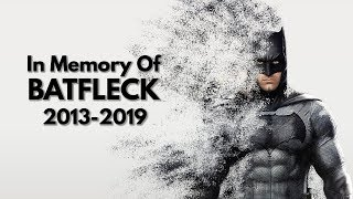 Batfleck: The Best Batman That Never Was   Video Essay