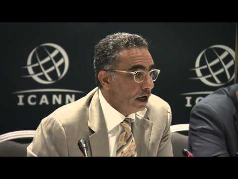 ICANN 50: Press Conference