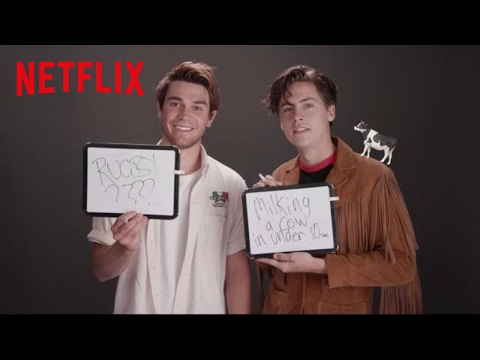 Riverdale | The Bromance-o-meter | Netflix