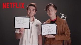 Riverdale   The Bromance-o-meter   Netflix