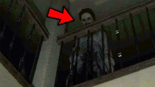 10 SCARY GHOSTS Hiding in YOUR HOUSE!