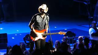 Brad Paisley, She's Everything, Live Concert, Mt View California June 2019 4k UHD