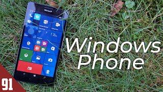 Using a Windows Phone in 2019