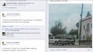 Narcoviolencia no cesa en Tamaulipas; Valor por Tamaulipas