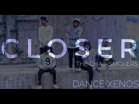 CLOSER  The Chainsmokers Dance cover   DANCE XENOS  