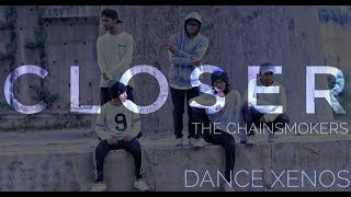 CLOSER  The Chainsmokers Dance cover ||DANCE XENOS||